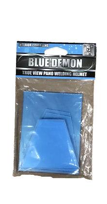 True View Pano Welding Helmet, Interior Cover Lens Set, 5 PACK