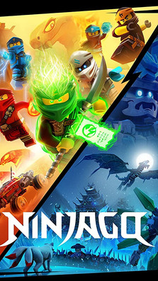 Ninjago - Masters of Spinjitzu