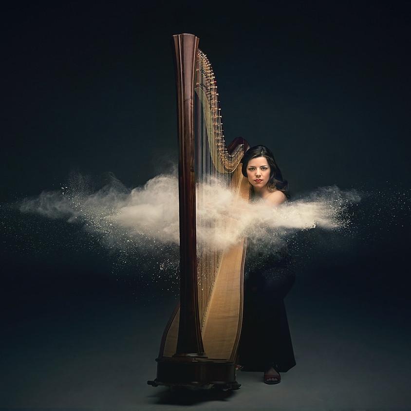 Elisa Netzer (Harfe)