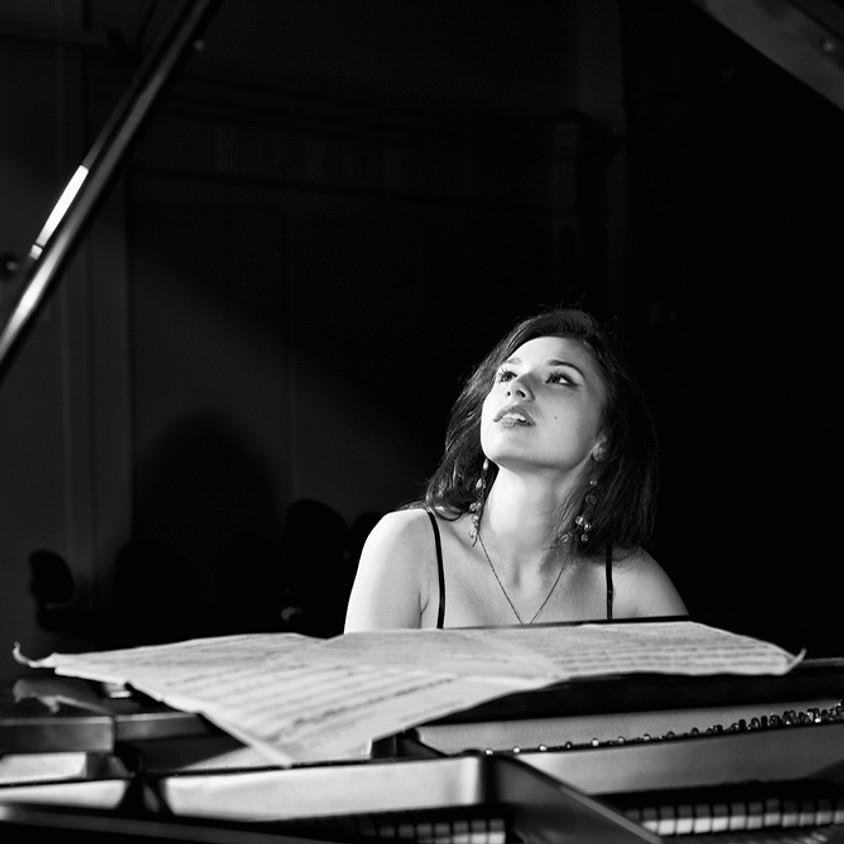 NostalG: Elina Akselrud (Piano) & Eugene Lifschitz (Cello)