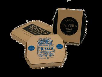 PIZZA BOX - MIX
