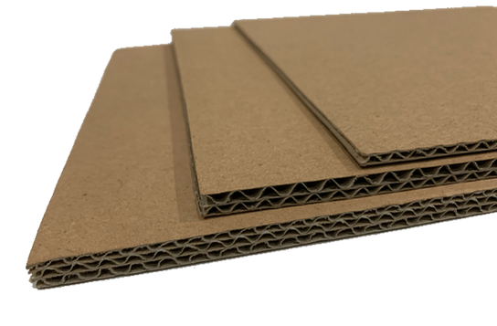 Corrugated Carton Layers