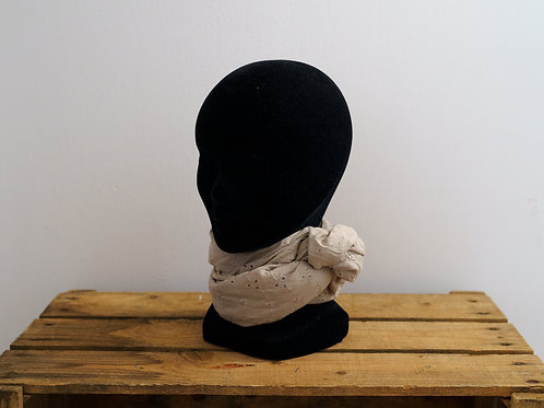 Grand foulard Salamandre