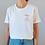 Thumbnail: T-shirt rétais(e) de Loix X brodé main