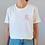 Thumbnail: T-shirt rétais(e) de la Couarde X brodé main