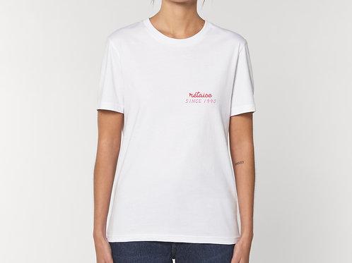 T-shirt rétaise since ....