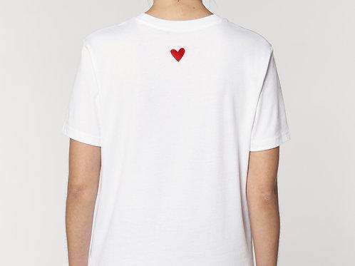 T-shirt Coeur - Personnalisable