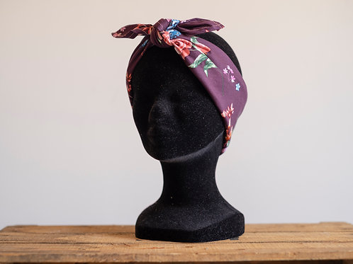 Petit foulard Violette