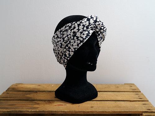 Grand foulard cerise
