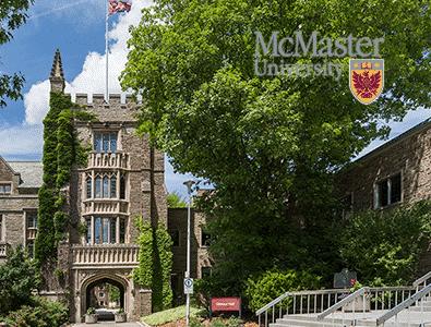 Trip to McMaster University