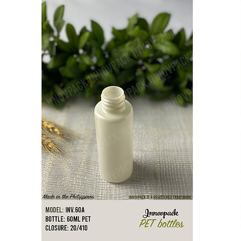 60 ML ROUND CYLINDRICAL BOTTLE ONLY 153PCS X 6.21 PHP/PC