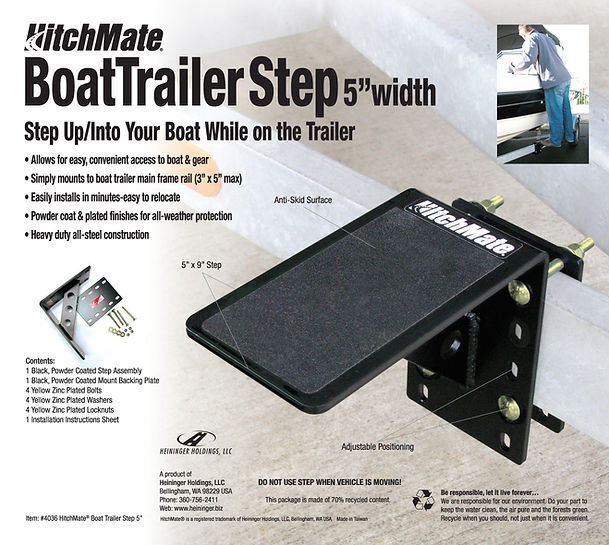 HitchMate TrailerStep