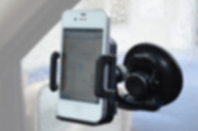 Smartphone Window Mount