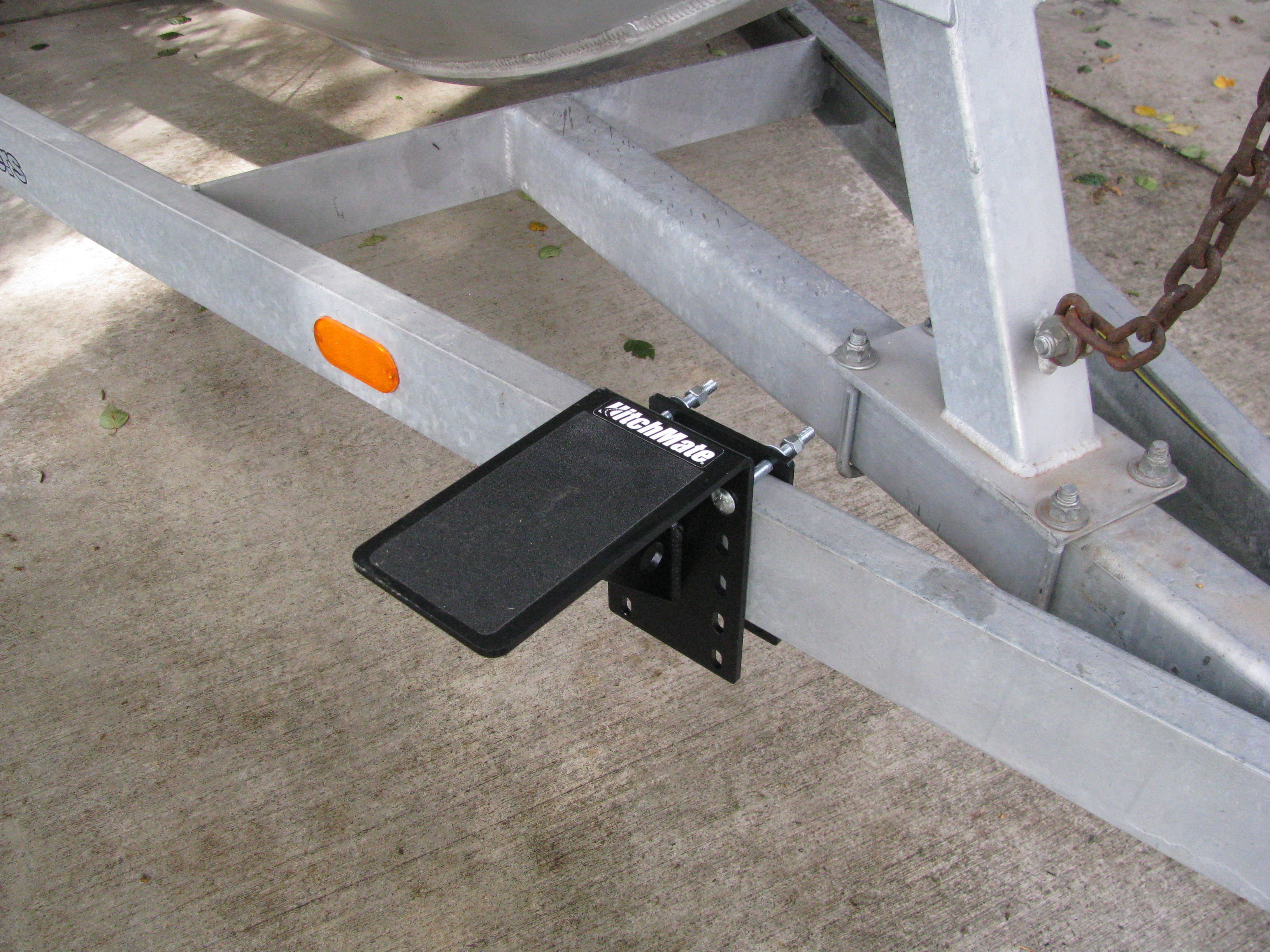 Boat Trailer Step