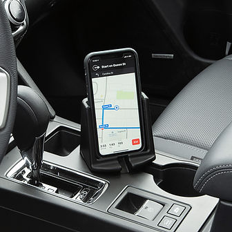 CommuteMate CellCup In Car Cup Holder