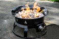 Portable Propane Fire Pit