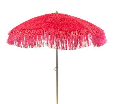 6ft Pink Palapa Umbrella