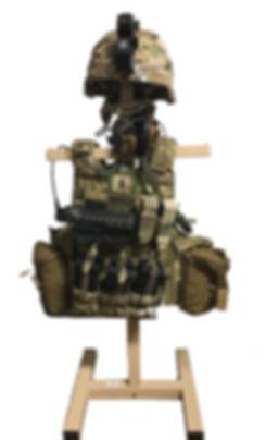 BattleReady Tactical Gear Stand