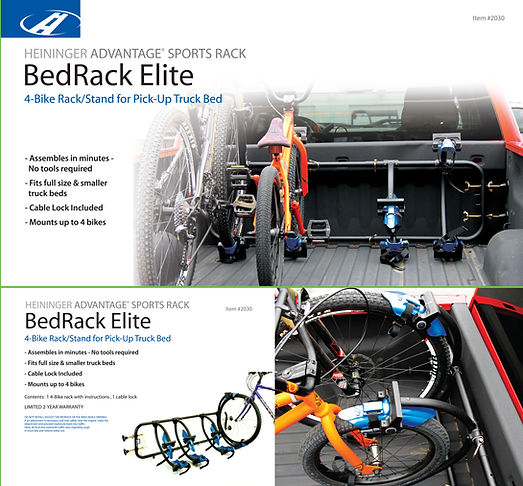 Advantage SportsRack BedRack Elite