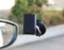 Magnetic Suction Mount Smartphone Holder