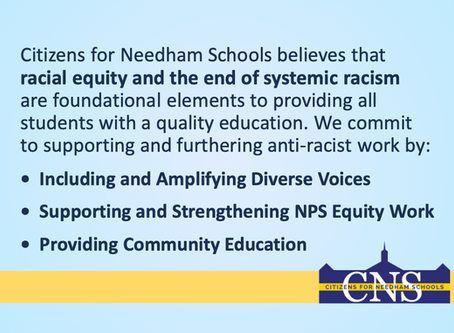 CNS Statement on Racism and Equity