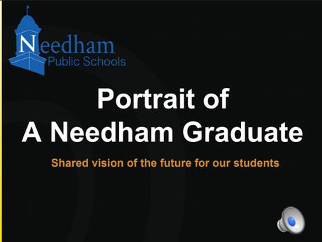 Update: Portrait of a Needham Graduate