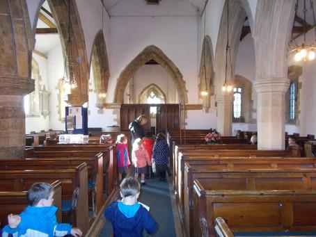 Church Trip in RE