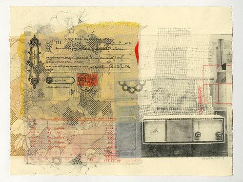 Printmaking Extensions;  Jun 22, 29, Jul 6, 13, 20, and 27; 6:30-9pm