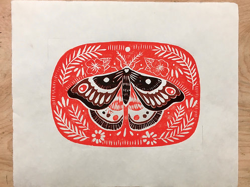 Reduction Relief Printmaking; Aug 28, Sep 4 and 11; 10am-2pm