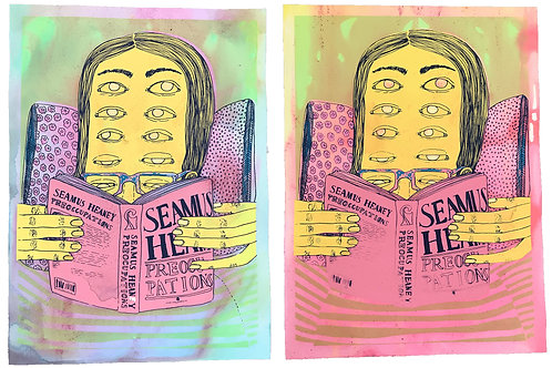 Unusual Additives in Screenprinting; Dec 9 and Dec 12 or 13, times vary