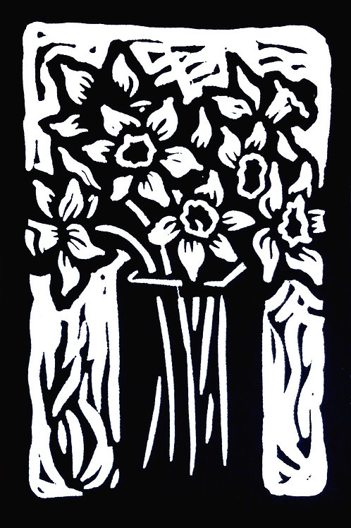Block Printing for Beginners; Feb 3 and 5; 6:30pm-7:30pm