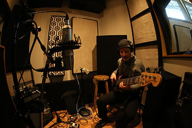 recording fender elecric bass 5 string American jazz
