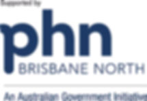 PHN Brisbane North logo - supported by.j