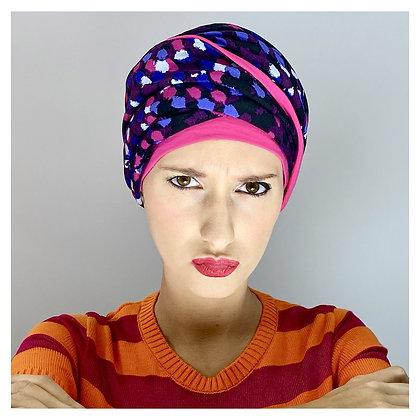 Turban Nadia Gommette