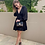 Thumbnail: Nicolette Wrap Mini Dress