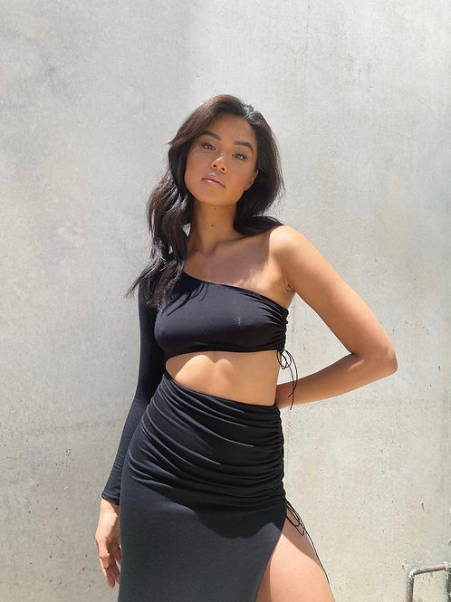 Elle Dress Black