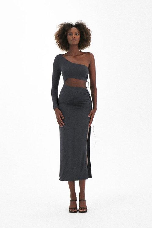 Elle Dress Slate