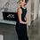 Thumbnail: Sorbet Midi Dress Black