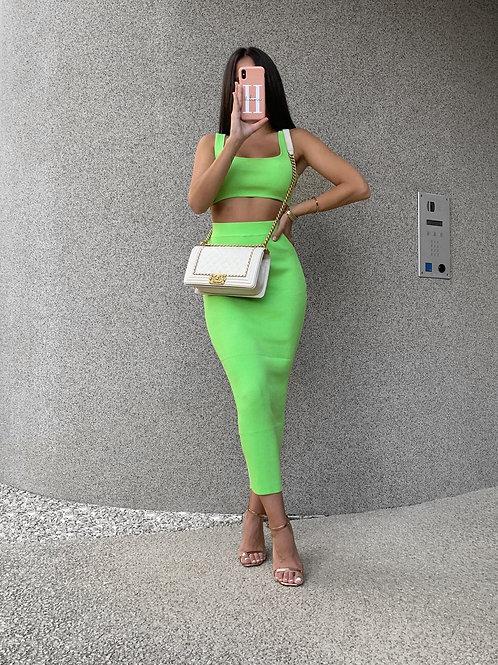 Neon Green Kimberley Set