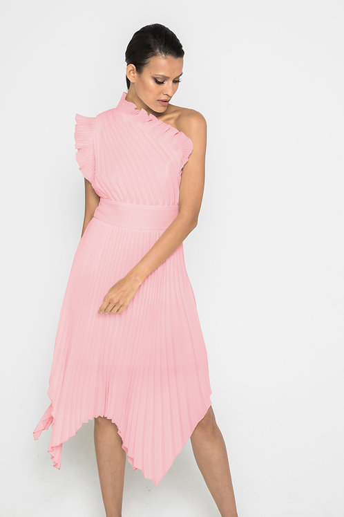 The Lady Like Dress Pink