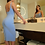 Thumbnail: Karina Tuck Midi Dress Blue
