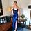 Thumbnail: Sylvie Midi Dress Navy