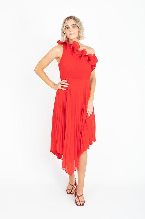 Love Song Midi Dress
