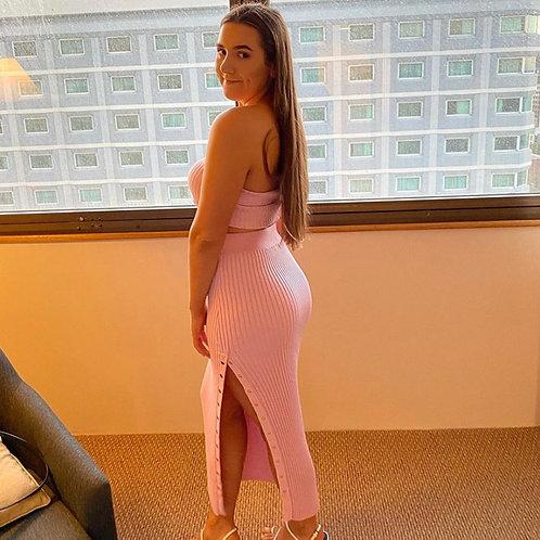 Saffie Set Pink