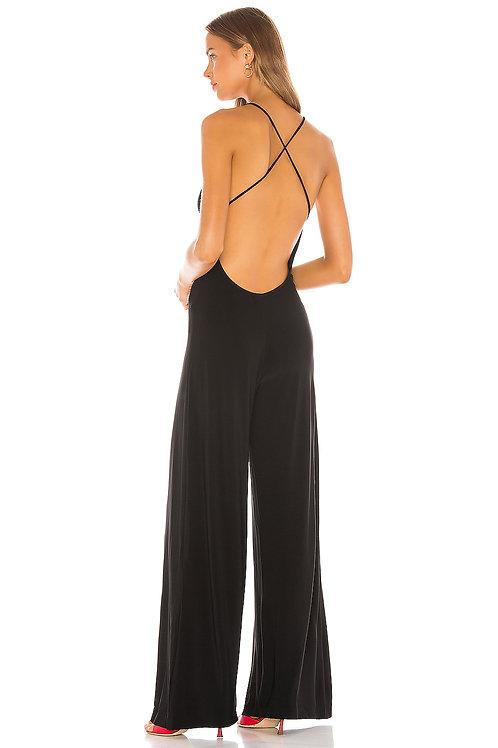 Low Back Slip Jumpsuit
