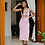 Thumbnail: Pink Joelle Midi Dress