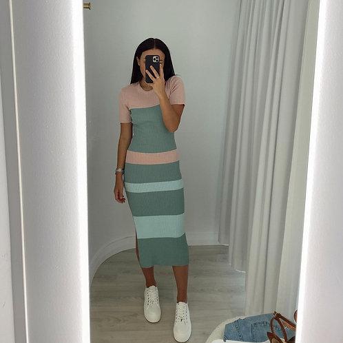 Candy Bar Knit Dress