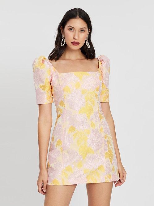 Solana Sleeve Mini Dress
