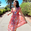 Thumbnail: Poppy Frill Edge Midi Dress