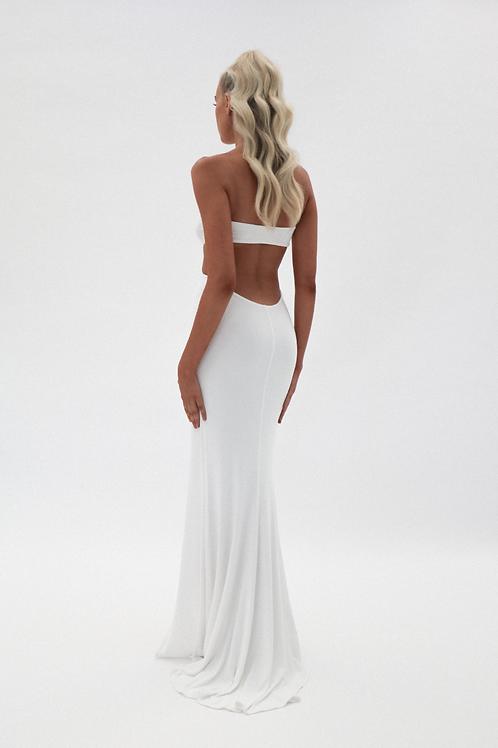 Alba Gown White